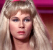 Janice Rand, 2266 closeup