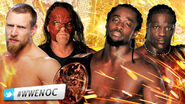 NOC 2012 Tag Team Title Match