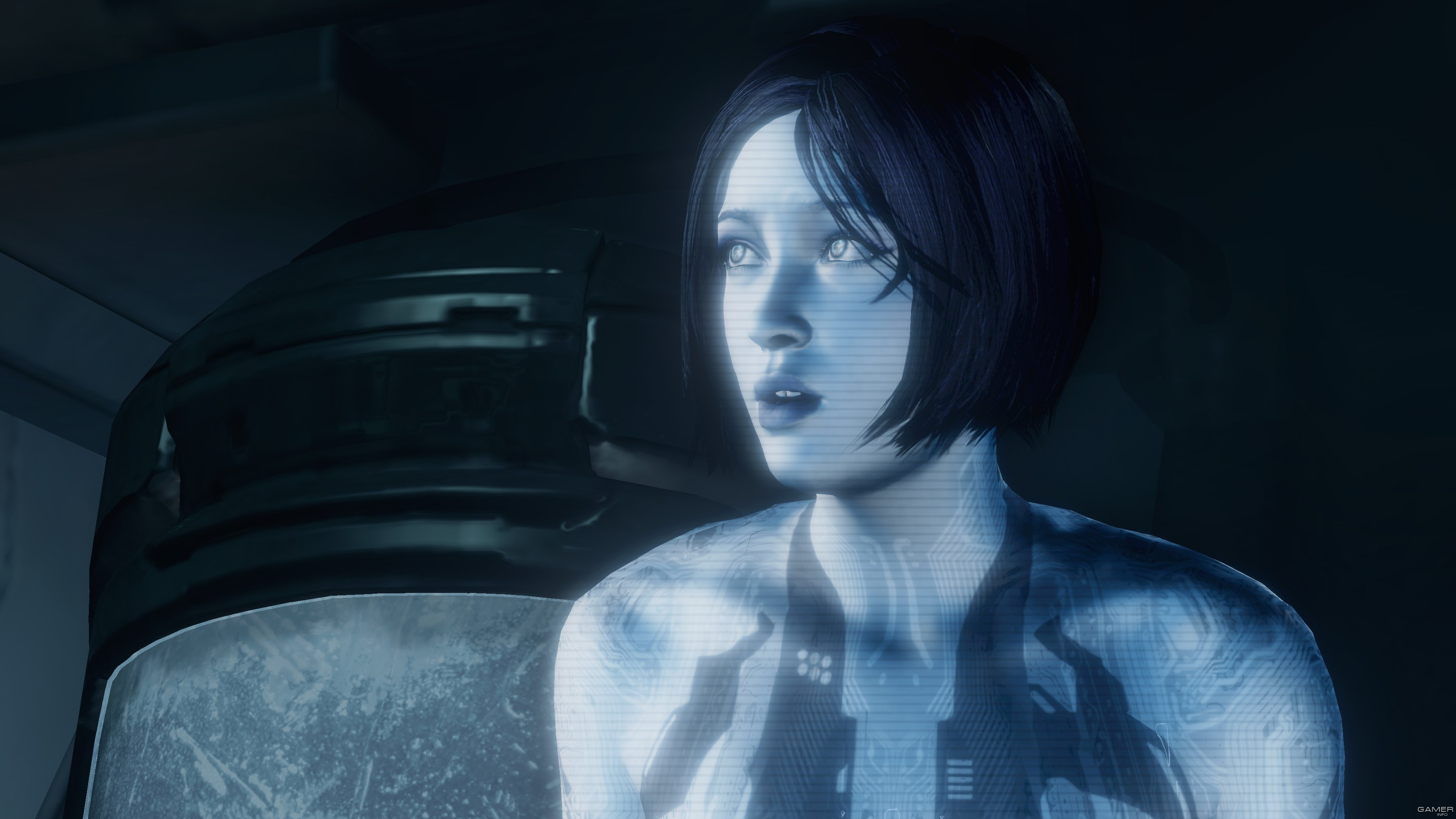 Cortana halo nation the halo encyclopedia halo 1 - Halo 4 pictures ...