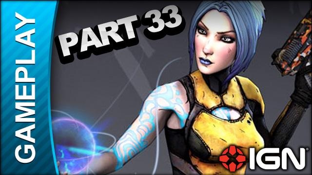 Borderlands 2 - A Train To Catch Part 2 - Siren Playthrough