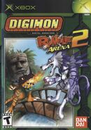 Digimon Rumble Arena 2 (XBOX) (NTSC-U)