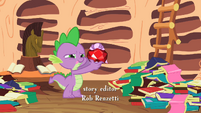 Spike polishing fire ruby S2E10