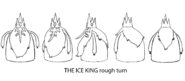 Modelsheet icekingroughturn