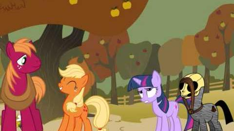 MLP The Sins of Friendship Episode 2; Seeds of Mistrust