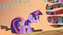 Twilight what book S2E10