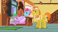 Greeting Spike S02E10