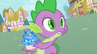 Spike oh my gosh S2E10