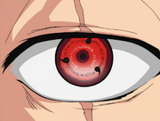 Kakashi&#39;s Sharingan