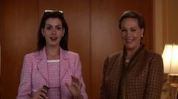 The Princess Diaries 2 Royal Engagement (2004) - Clip The Queen Learns the Truth