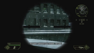 SVU Reticle