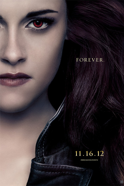 Breaking Dawn Poster Bella