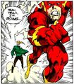 Flash Wally West 0110
