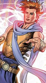 Modi Thorson (Earth-1610) from Ultimate Comics Ultimates Vol 1 16