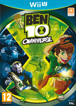 Ben 10 omniverse wii u nintendo pal