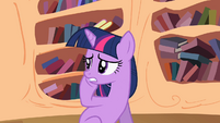 Twilight go check S2E10