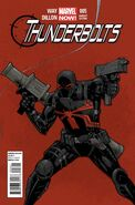 Thunderbolts Vol 2 5 Tan Variant