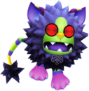 Pricklemane (Nightmare) KH3D