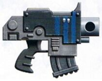 Mk III Bolt Pistol - Astral Claws
