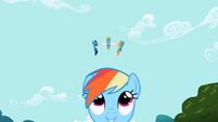 Rainbow and Wonderbolts S02E10