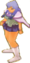 FE9 Ilyana Mage Sprite