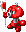 Axem Ranger (Red) Sprite (Super Mario RPG)