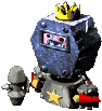 Smithy (Mask Head Formation) Sprite (Super Mario RPG)