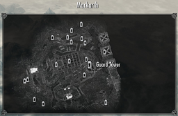 Markarth Guard Tower Map Location