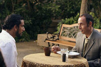 Sayid and Sami