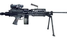 M249 MOHW Battlelog Icon For OGA and UDT
