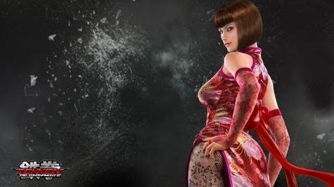 Tekken Tag Tournament 2 Anna Williams Arcade Ending