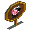 Cherry Blossom Ewe Mastery Sign-icon