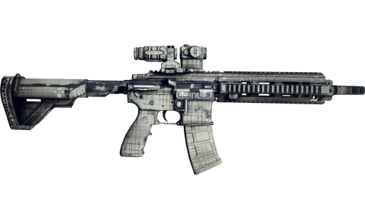 HK416 - The Medal of H...