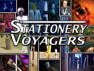 Stationery Voyagers