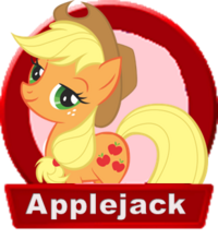 ApplejackSelection