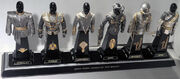 Franklin Mint Star Trek Armor Of The Galaxy
