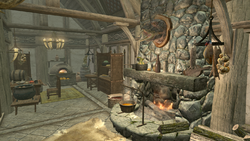 Hearthfire Kitchen