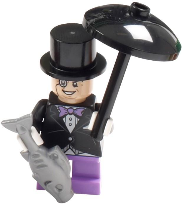 The Penguin - Brickipedia, the LEGO Wiki
