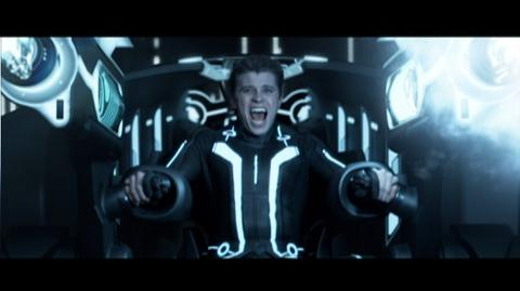 Tron Legacy (2010) - Clip Air Fight
