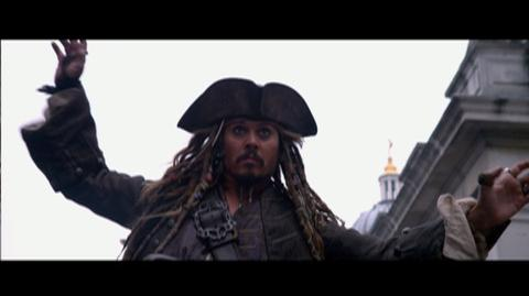Pirates of the Caribbean On Stranger Tides (2011) - Clip Carriage Chase 2