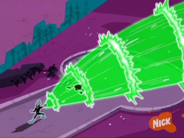 Danny Phantom, phanart, Phantom cosmic power... I guess ...  |Danny Phantom Ghost Power Rankings