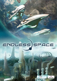 Endless Space Box Art No Age Rating