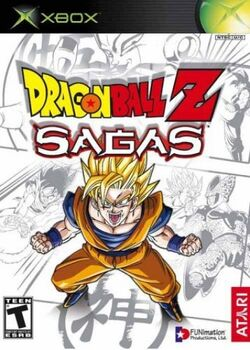 Dragon ball z. sagas