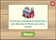 Gem Barn Redeemed