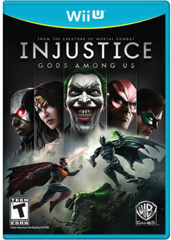 Injustice Gods Among Us (NA)