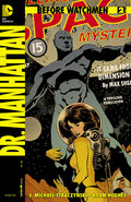 Before Watchmen Doctor Manhattan Vol 1 2