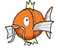 Magikarp sin f