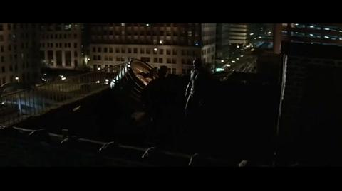Batman Begins - The Bat Signal