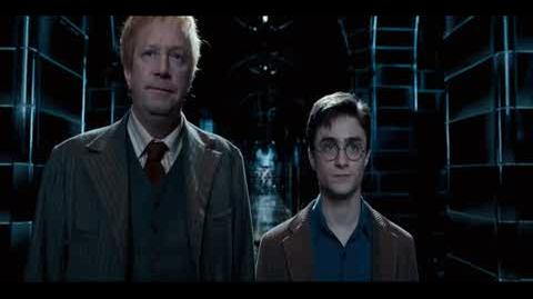 Harry Potter and the Order of the Phoenix - Truth will out