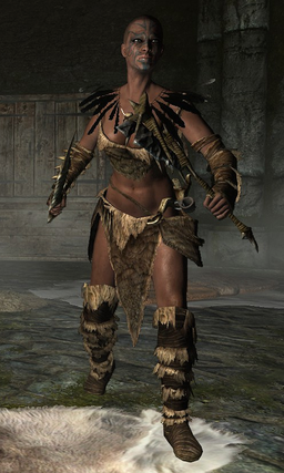 Forsworn Ravager