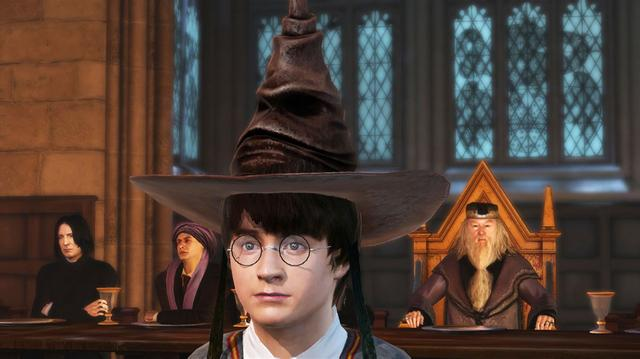 Harry Potter for Kinect Launch Trailer